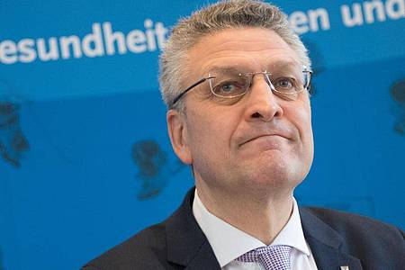 Lothar Wieler, Präsident des Robert-Koch-Instituts. Foto: Jörg Carstensen/dpa