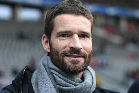 Könnte bei Hertha BSC zum Sportdirektor aufsteigen: Arne Friedrich. Foto: Andreas Gora/dpa
