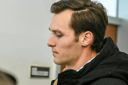 Verurteilt: Ex-Radprofi Georg Preidler. Foto: Daniel Liebl/APA/Zeitungsfoto.at/dpa