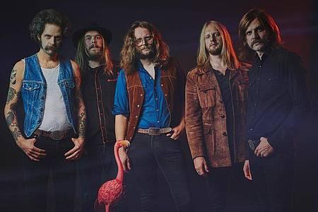 Verliebt in den Rock der 70er: Horisont. Foto: Century Media
