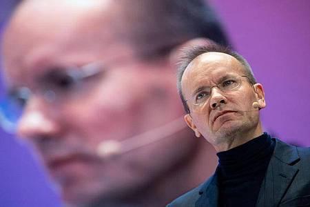 Der Ex-Wirecard-Chef Markus Braun ist festgenommen worden. Foto: Lino Mirgeler/dpa