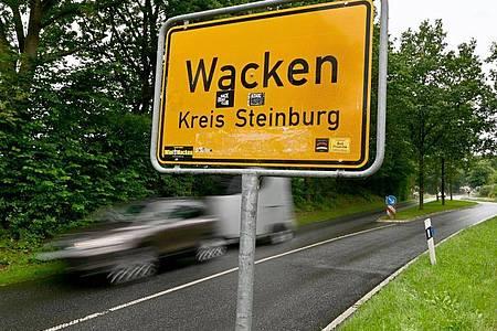 In Wacken blieb es diesen Sommer ruhig. Foto: Carsten Rehder/dpa