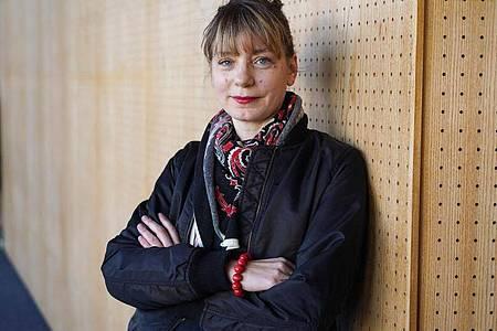 Yvonne Büdenhölzer, Leiterin des Theatertreffens, empfindet das Streaming des Festivals auch als Chance. Foto: Jörg Carstensen/dpa