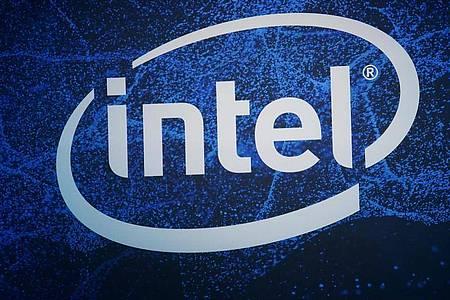 Intel baut sein Topmanagement um. Foto: Christoph Dernbach/dpa
