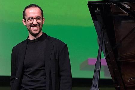 Pianist Igor Levit mag die Langstrecke. Foto: Hendrik Schmidt/zb/dpa