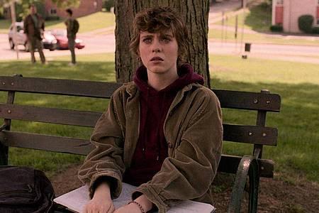 Syd (Sophia Lillis) findet vieles echt nicht okay. Foto: --/Netflix/dpa