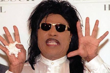 Little Richard, der Miterfinder des Rock`n`Roll, starb im Alter von 87 Jahren. Foto: picture alliance / Uta Rademacher/dpa