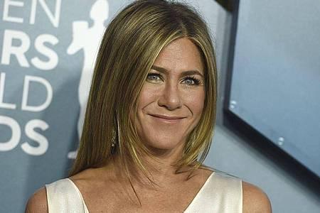 Auf Jennifer Aniston müssen die Fans von «Friends» noch ein wenig warten. Foto: Jordan Strauss/Invision/AP/dpa