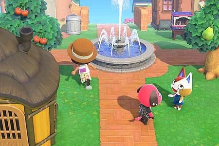 Wer «Animal Crossing: New Horizons» online mit Freunden spielen will, muss dafür ein Abo von Nintendo Switch Online (20 Euro im Jahr) abschließen. Foto: Nintendo/dpa-tmn