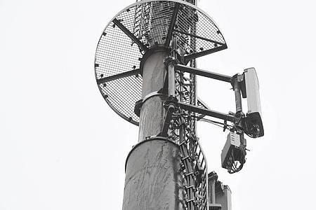 Das größte industrielle Forschungsnetz für die fünfte Mobilfunkgeneration 5G in Europa hat auf dem Campus in Aachen den Live-Betrieb gestartet. Foto: Stefan Sauer/dpa-Zentralbild/dpa