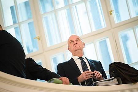 Bundesratspräsident Dietmar Woidke (SPD). Foto: Gregor Fischer/dpa