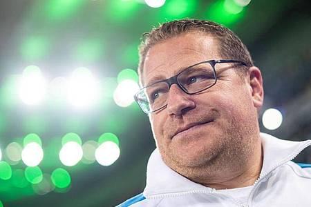 Borussia Mönchengladbach um Sportdirektor Max Eberl ging voran in Sachen Gehaltsverzicht. Foto: Marius Becker/dpa