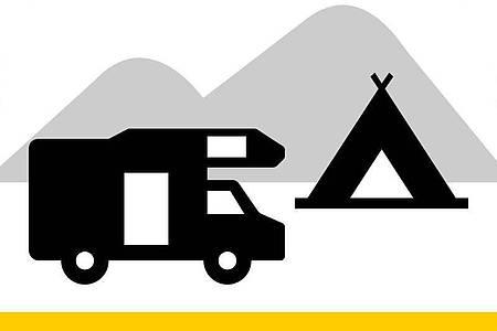 Die App «ADAC Camping Stellplatz 2020» bietet Infos zu 17000 Campingplätzen in Deutschland und Europa. Foto: App Store von Apple/dpa-infocom