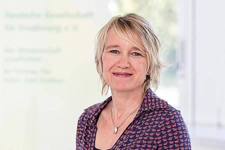 Antje Gahl ist Pressesprecherin der Deutschen Gesellschaft für Ernährung. Foto: DGE Bonn/dpa-tmn