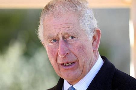 Der britische Prinz Charles ist positiv auf daas Coronavirus getestet worden. Foto: Chris Jackson/PA Wire/dpa