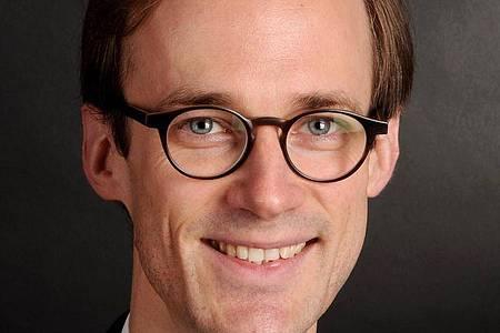 Marcel Lepper wird Direktor des Goethe- und Schiller-Archivs. Foto: ---/Klassik Stiftung Weimar/dpa