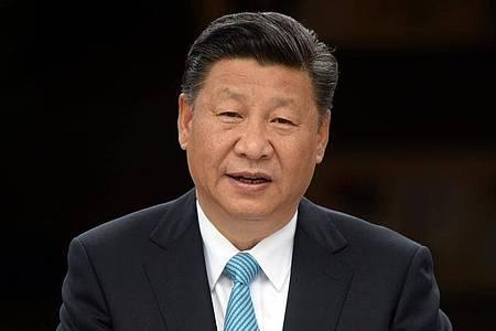 Sucht den Schulterschluss mit Europa: Der chinesische Präsident Xi Jinping. Foto: Maurizio Gambarini/dpa