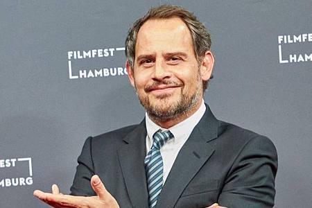Moritz Bleibtreu bei der Premiere des Films «Cortex» beim Filmfest Hamburg. Foto: Georg Wendt/dpa