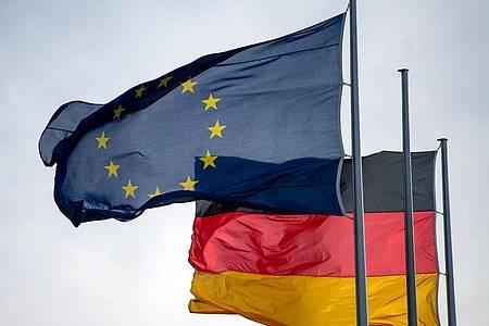 Am 1. Juli übernimmt Deutschland für die zweite Jahreshälfte die Ratspräsidentschaft der EU. Foto: Monika Skolimowska/zb/dpa