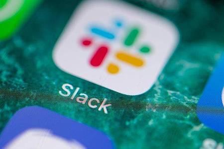 Die Slack-Aktie war im Juni vergangenen Jahres mit einem Preis von mehr als 38 Dollar an der Börse gestartet. Foto: Fabian Sommer/dpa