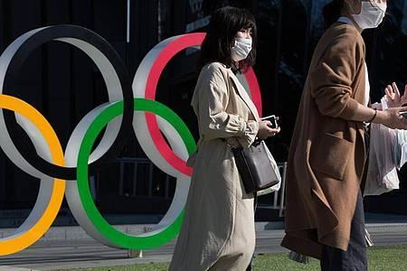 Die Olympischen Spiele in Tokio könnten abgesagt bzw. verschoben werden. Foto: Stanislav Kogiku/SOPA Images via ZUMA Wire/dpa
