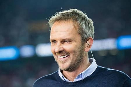 Der ehemalige Nationalsieler Dietmar haat von 2006 bis 2009 für Manchester City gespielt. Foto: Rolf Vennenbernd/dpa