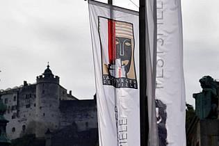 Gelingt in Salzburg der Test für Kultur-Veranstaltungen?. Foto: Barbara Gindl/APA/dpa