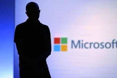 Microsoft sagt seine Entwicklerkonferenz ab. Foto: Elaine Thompson/AP/dpa