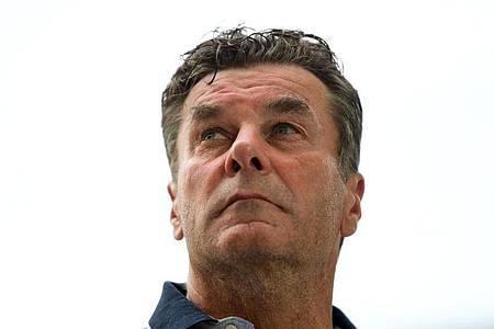 Neuer Sportvorstand beim FC Nürnberg: Dieter Hecking. Foto: Robert Michael/dpa-Pool/dpa