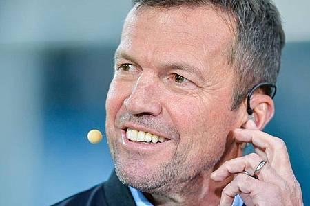 Traut der deutschen Fußball-Nationalmannschaft bei der EM 2021 Großes zu: Lothar Matthäus. Foto: Uwe Anspach/dpa