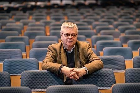 Bernd Loebe, Intendant der Oper Frankfurt, wünscht sich von der Bundesregierung mehr Risikobereitschaft. Foto: Frank Rumpenhorst/dpa