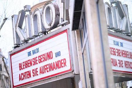 Die Zukunft vieler Kinos steht auf dem Spiel. Foto: Sebastian Gollnow/dpa