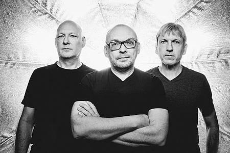 Virtuosen-Trio: Dan Berglund (l-r), Bugge Wesseltof und Magnus Öström. Foto: Per Kristiansen