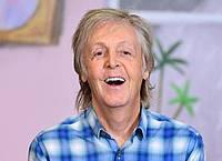 Paul McCartney hat seiner Kreativität während des Lockdowns freien Lauf gelassen. Foto: Ian West/PA Wire/dpa