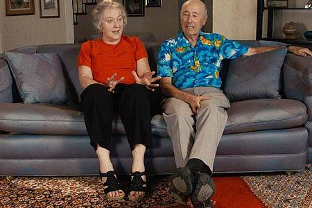 Karen und Barry Mason in der Netflix-Dokumentation «Circus of Books». Foto: --/Netflix/dpa