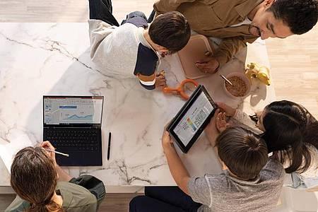 Textverarbeitung & Co braucht jede und jeder mal. Foto: Microsoft/dpa-tmn