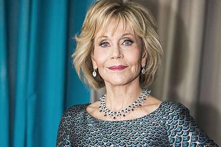 ImSeptember kommt das Buch von Jane Fonda heraus. Foto: Arthur Mola/Invision/AP/dpa