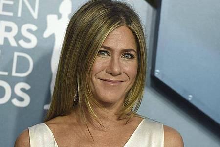 Jennifer Aniston: «Tragt bitte eine Maske.». Foto: Jordan Strauss/Invision/AP/dpa