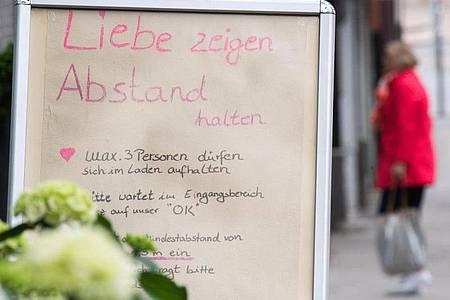 Seit Beginn der Corona-Krise haben sich in Deutschland knapp 200.000 Menschen nachweislich mit Sars-CoV-2 infiziert. Foto: Julian Stratenschulte/dpa