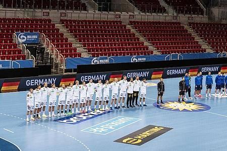 Ein weiterer deutscher Handball-Nationalspieler wurde positiv auf das Coronavirus getestet. Foto: Bernd Thissen/dpa
