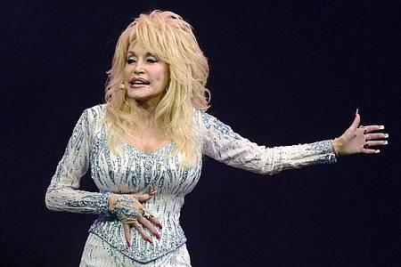 Dolly Parton gibt sich zuversichtlich. Foto: picture alliance / dpa