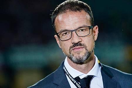 Fredi Bobic ist der Sport-Vorstand von Eintracht Frankfurt. Foto: Uwe Anspach/dpa