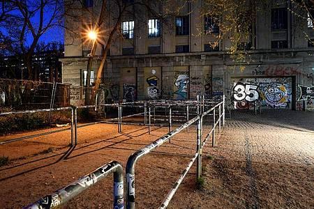Der Berliner Club «Berghain». Foto: Britta Pedersen/dpa-Zentralbild/dpa