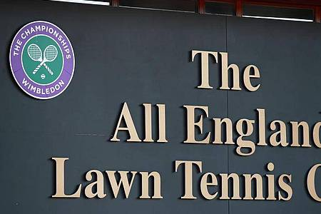 Erstmals seit dem Zweiten Weltkrieg steht das prestigeträchtigste Tennis-Turnier der Welt vor der kompletten Absage. Foto: Adam Davy/PA Wire/dpa
