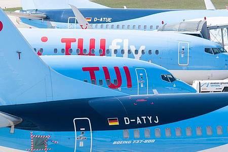 Von Oktober bis März verbuchte Tui unter dem Strich einen Verlust von 892,2 Millionen Euro. Foto: Julian Stratenschulte/dpa