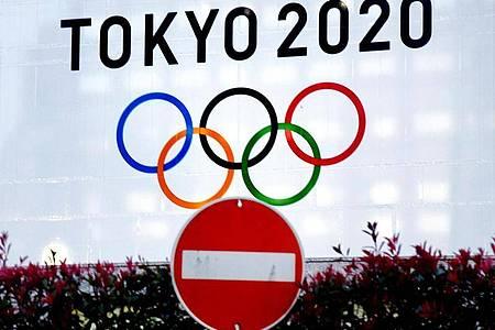 Eigentlich hätten in dieser Woche die Olympischen Spiele in Tokio eröffnet werden sollen. Foto: Ramiro Agustin Vargas Tabares/ZUMA Wire/dpa