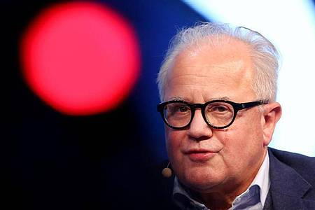 «Von der Unschuld der Verantwortlichen des DFB überzeugt»: Fritz Keller, DFB-Präsident. Foto: Roland Weihrauch/dpa