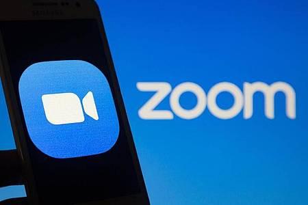 Zoom war eigentlich für den Einsatz in Unternehmen gedacht, in der Corona-Krise explodierte aber die Nutzung durch Privatleute. Foto: Andre M. Chang/ZUMA Wire/dpa