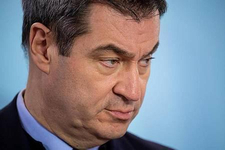 Trotz Coronavirus-Krise finden die Kommunalwahlen statt. Laut Ministerpräsident Markus Söder sind die nötigen Vorkehrungen getroffen. Foto: Sven Hoppe/dpa