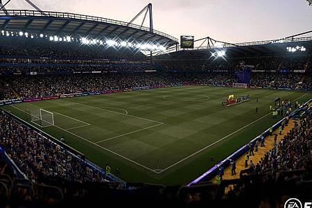 In «Fifa 21» sind die Stadien so voll wie eh und je. Foto: Electronic Arts/dpa-tmn